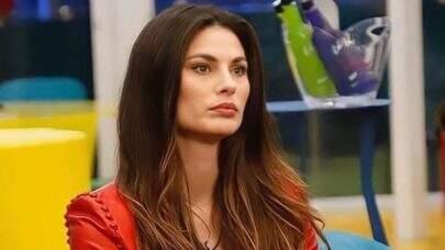 Brasileira Dayane Mello termina 'Big Brother' italiano em quarto lugar