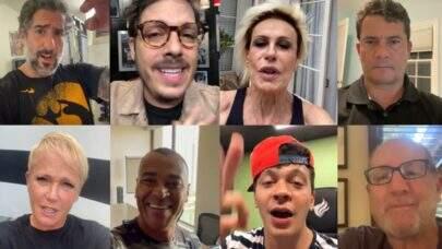 Xuxa, Sérgio Moro, Prior e outros famosos gravam vídeos para FGV depois de engano dos calouros