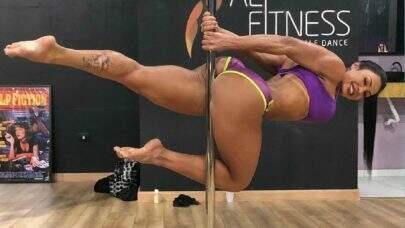 "8 vezes que Gracyanne Barbosa mostrou habilidade no pole dance: ""Ela faz tudo!"""