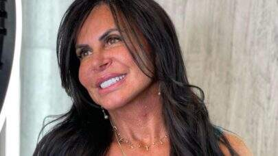 Gretchen choca seguidores ao radicalizar no corte de cabelo: 'Gretchen de 2021'