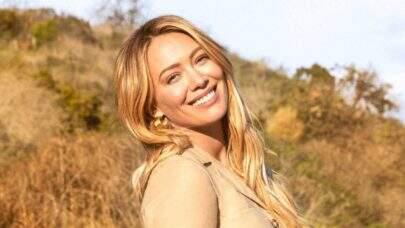 Nasceu! Hilary Duff dá à luz sua terceira filha