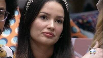 """BBB21: Juliette é ignorada em Jogo da Discórdia e desabafa: """"Nunca fui o 1º lugar em nada"""""""