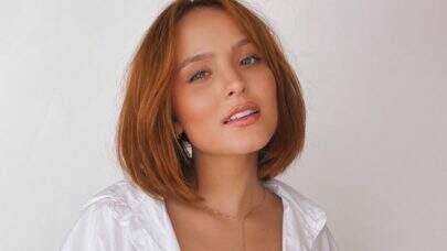 "Larissa Manoela ostenta beleza natural em clique encantador: ""Simples e gata"""