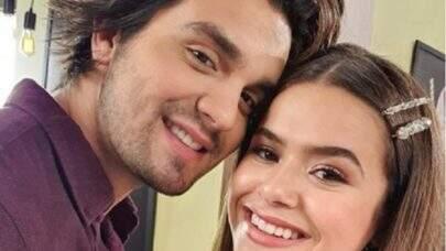 """Luan Santana dedica música à Maísa e apresentadora se emociona: """"Socorro"""""""
