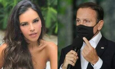 """Mariana Rios desmente boatos que promoveu aglomeração: """"Governador bateu na porta"""""""