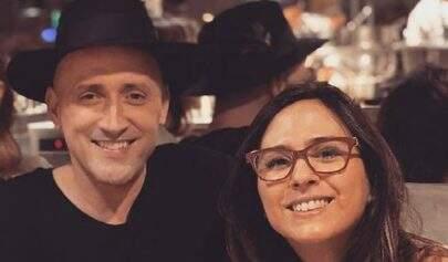 "Tatá Werneck se revolta com rumores sobre morte de Paulo Gustavo: ""Muito absurdo"""