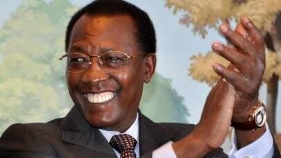 África: Presidente do Chade morre em campo de batalha, diz porta-voz do exército