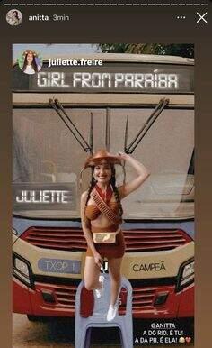 Girl from Paraíba