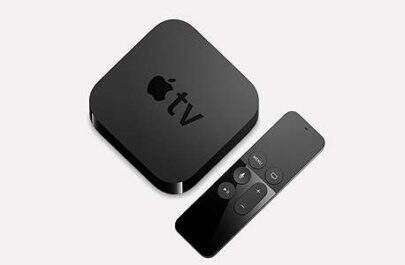 A Apple está com planos para desenvolver uma Apple TV com câmera e alto-falante embutidos