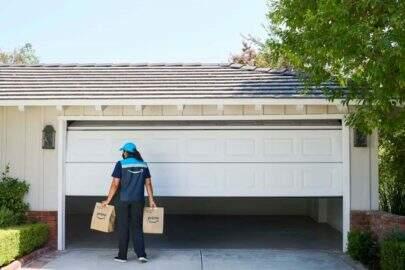 Amazon expande seu serviço de entregas em garagens aos clientes