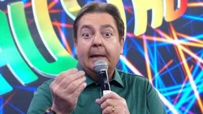 Após saída da Rede Globo, Faustão fecha contrato de 5 anos com a Band