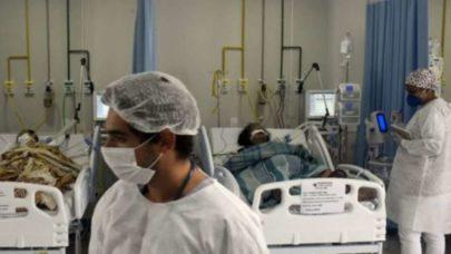 Apesar de queda, 591 cidades têm risco de ficar sem kit intubação, de acordo com a CNM