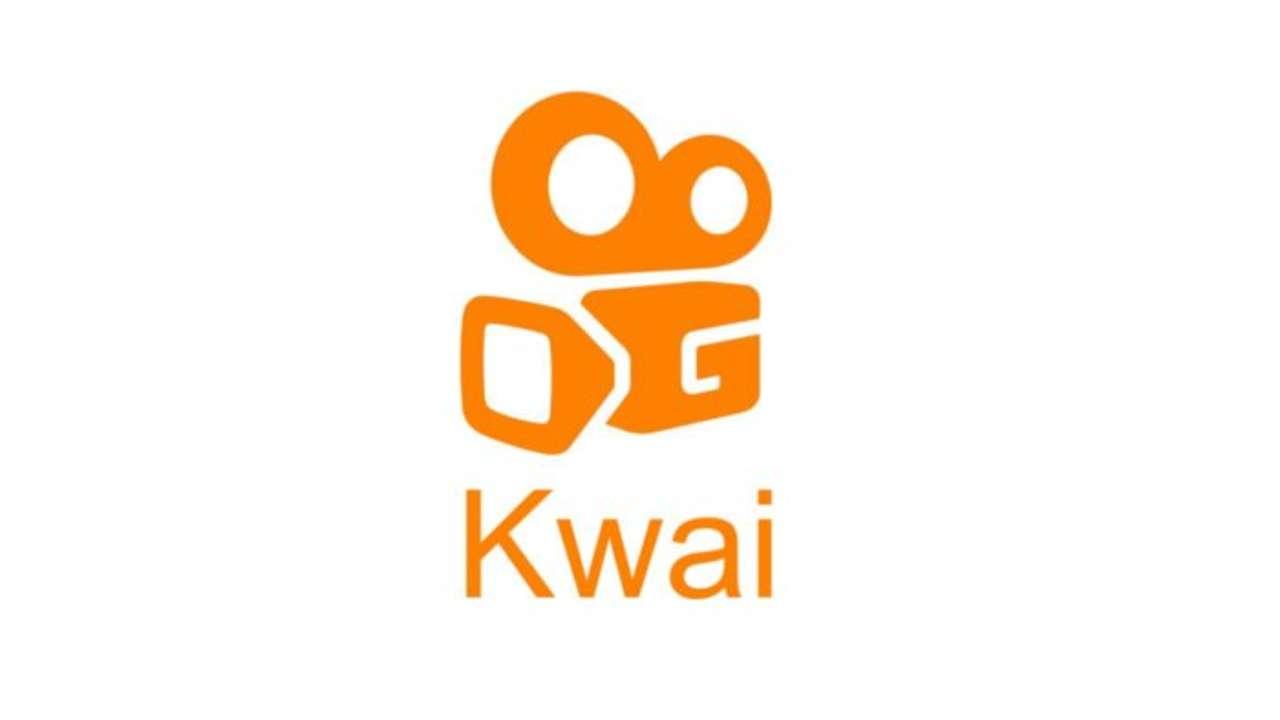 Logo laranja do aplicativo Kwai