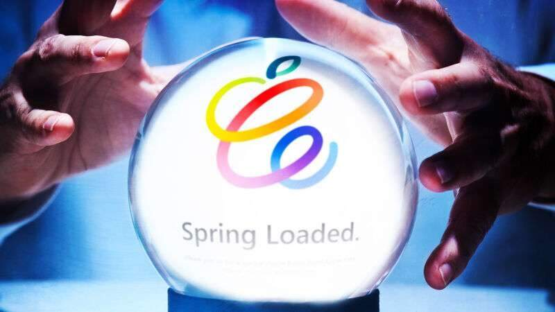 Rumores da novidades que será anunciada no evento da Apple, Spring Loaded