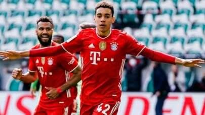 Bayern de Munique dispara na liderança do Campeonato Alemão após vencer o Wolfsburg