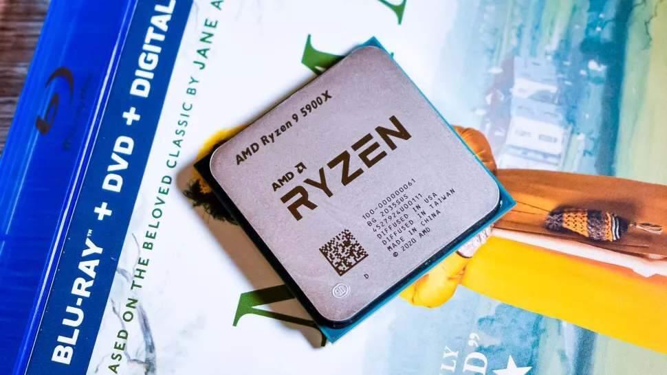 AMD adquire sucesso de vendas em suas CPUs Ryzen 9 5900X