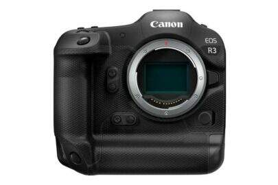 Canon anuncia seu próximo lançamento de câmera sem espelho EOS R3