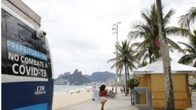Capitão da PM se recusa a usar máscara em abordagem e recebe multa de R$ 300 no litoral de SP