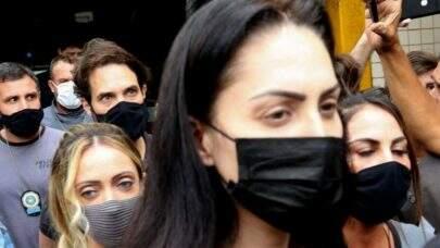 Monique Medeiros muda versão da história e diz que Jairinho é agressivo