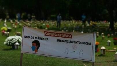 Enterros noturnos são suspensos em São Paulo a partir de quinta-feira (29)