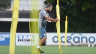 Com time misto, Santos visita o Novorizontino pelo Campeonato Paulista; veja prováveis escalações