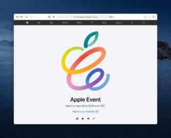 Confira como acompanhar o evento Spring Loaded da Apple que acontecerá hoje