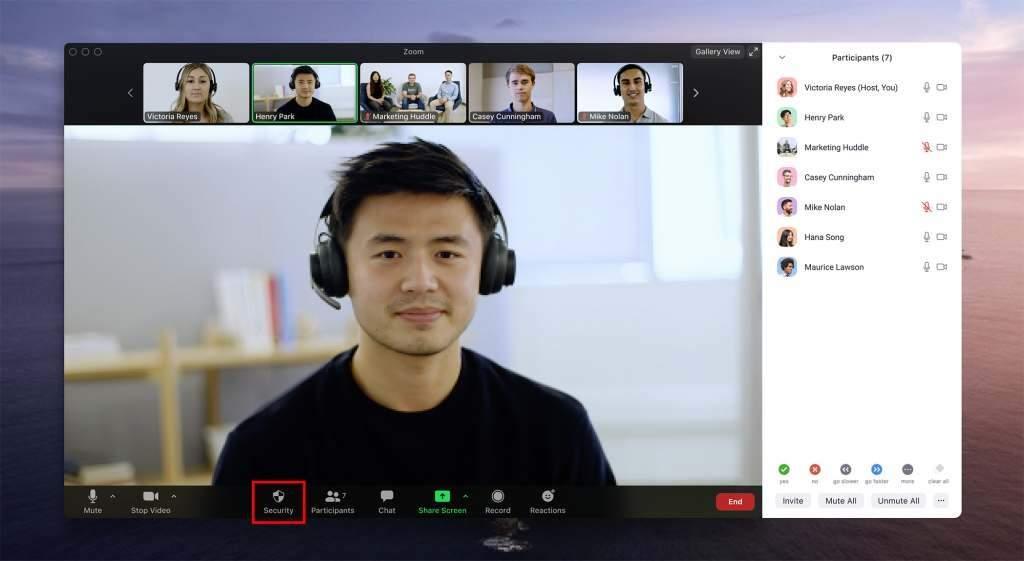 Zoom ganha nova atualização com melhorias para seus usuários