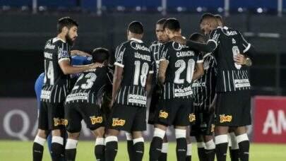 Corinthians não sai do zero a zero com River Plate-PAR na estreia da Sul-Americana