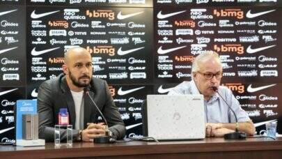 Corinthians não pretende renovar com três jogadores que apresentam fim de contrato em junho
