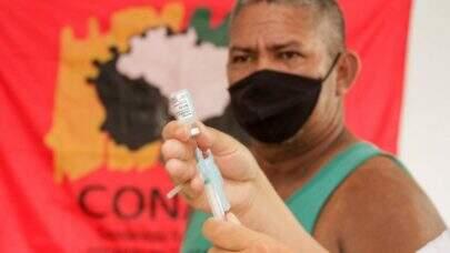 Covid: 13% da população recebeu a 1ª dose de vacina contra Covid no Brasil