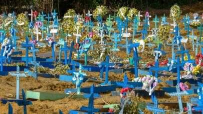 Covid: com 3.305 mortes nas últimas 24h, Brasil contabiliza 368,7 mil óbitos desde o início da pandemia