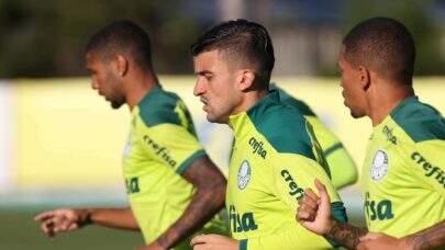De olho na Libertadores, Palmeiras deve poupar titulares contra o Mirassol