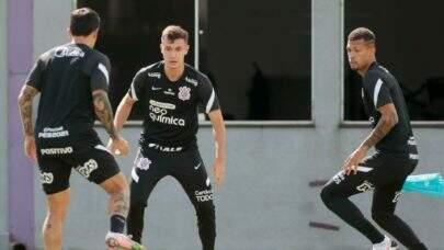 De olho na Sul-Americana, Corinthians deve utilizar time misto contra o Santos