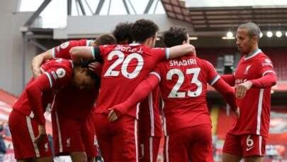 De virada, Liverpool vence o Aston Villa pela Premier League