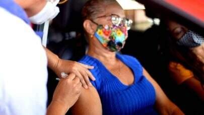 Desde janeiro, Brasil aplicou primeira dose de imunizante em mais de 24,4 milhões de pessoas
