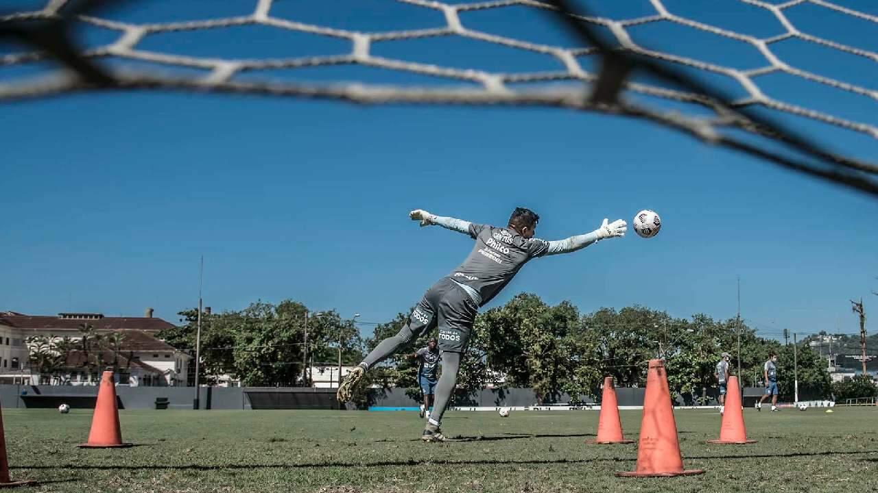 Gol do Santos