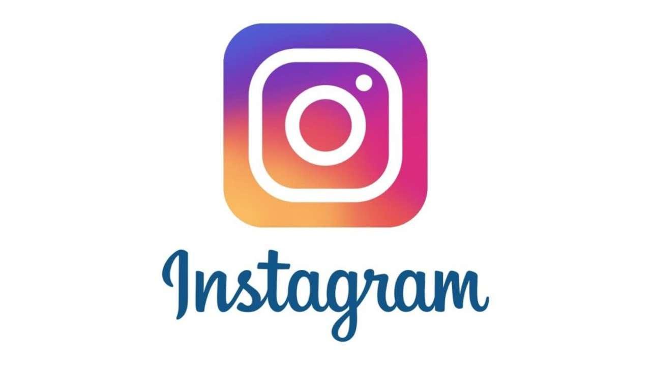 Logo rosa do Instagram
