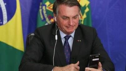 """Em áudio divulgado, Bolsonaro diz que teme relatório """"sacana"""" na CPI da Covid"""