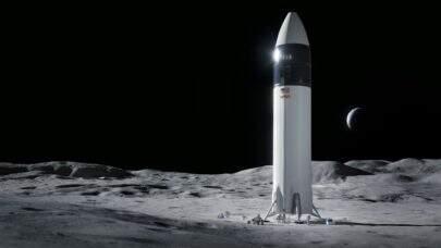 NASA escolhe SpaceX para levar astronautas à Lua