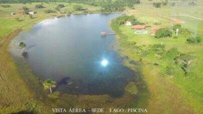 Amado Batista coloca fazenda à venda por R$ 350 milhões