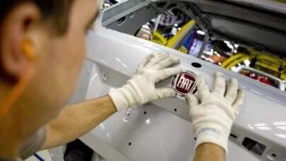 Fiat suspende produção em Betim (MG) e confirma férias para 1,9 mil funcionários