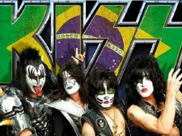 Filme biográfico da banda Kiss será produzido em breve junto á Netflix