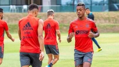 Flamengo treina no CT do Boca Juniors antes da estreia na Libertadores