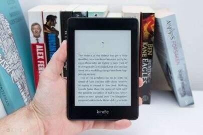 Foi adicionado novo recurso ao Amazon Kindle, agora você pode criar capas de livros na sua tela de bloqueio