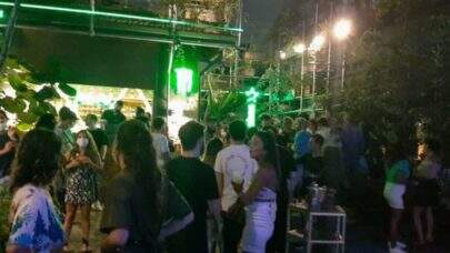 Força-tarefa interrompe festa clandestina com 150 pessoas na zona sul de SP