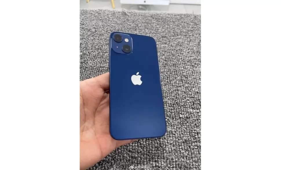 Iphone 13 mini tem imagens vazadas