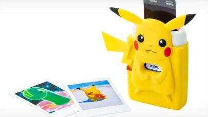 Impressora de fotos para jogos é lançada pela Fujifilm e Nintendo