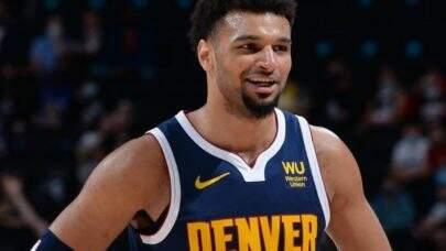 Jamal Murray, armador do Denver Nuggets, está fora da temporada 2020/21 da NBA após lesionar o joelho