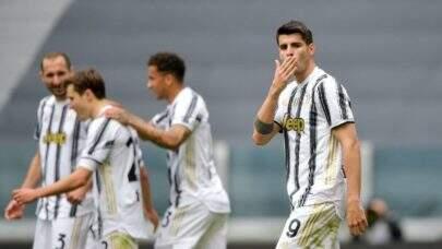 Juventus vence o Genoa, mas segue distante da liderança do Campeonato Italiano