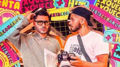 """Após criarem perfil de fofoca, Kevinho e Zé Felipe fazem parceria na música """"Senta com Amor"""""""